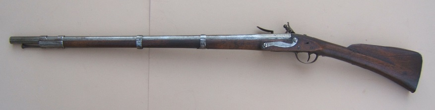 A SCARCE FRENCH & INDIAN/AMERICAN REVOLUTIONARY WAR PERIOD FRENCH MODEL 1728 CARBINE, ca. 1730 view 2