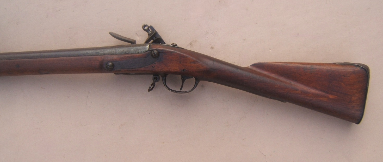 A VERY GOOD WAR of 1812 PERIOD US MODEL 1795/8 CONTRACT MUSKET, ca. 1798view 4