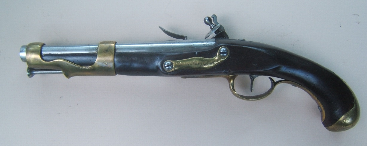 A FINE AMERICAN REVOLUTIONARY WAR PERIOD FRENCH MODEL 1763/66