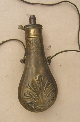 19th century Powder Flask