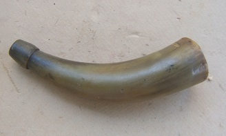 18th century Powder Horn