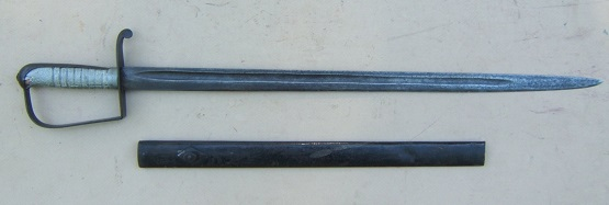 A US MODEL 1818 N. STARR CAVALRY SABER, CA. 1820 view 1